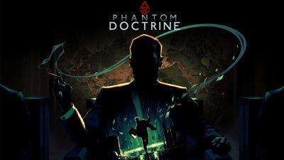 Kacper Szymczak Phantom Doctrine