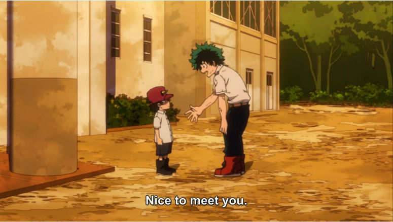 My Hero Academia asks: What Makes a True Hero?