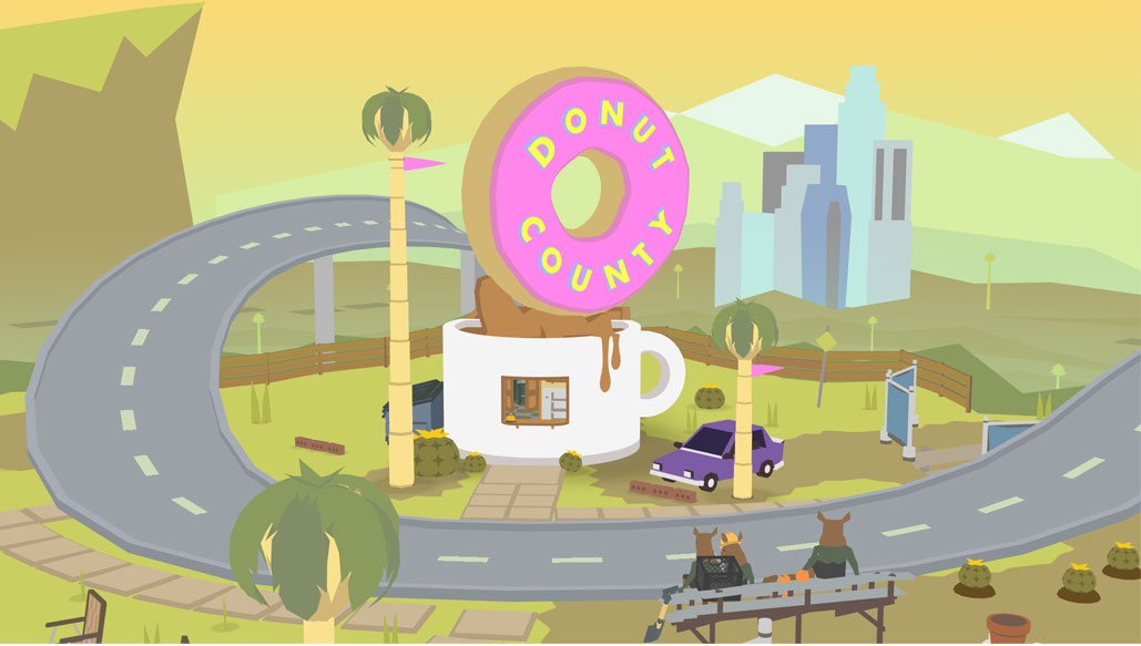 donut county ben esposito interview