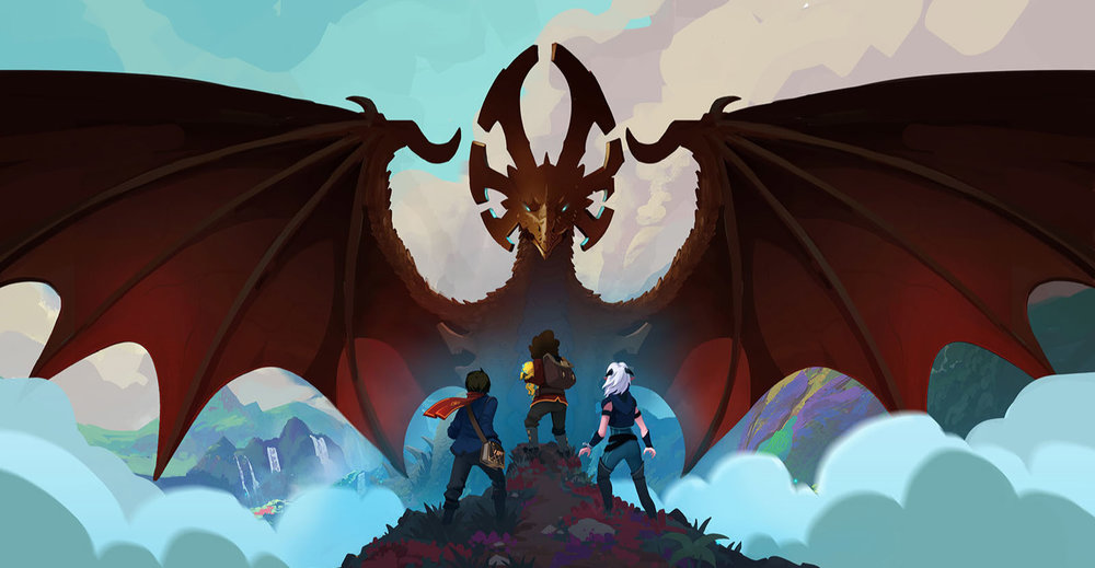 Breaking the Cycle of Violence in The Dragon Prince