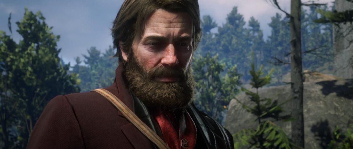 Red Dead Redemption 2 \u0027s Arthur Morgan is my Favorite Saint
