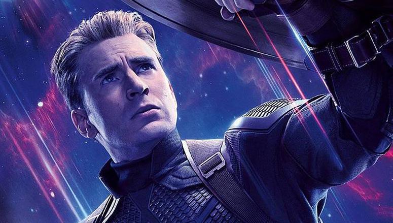 Captain America in Avengers: Endgame