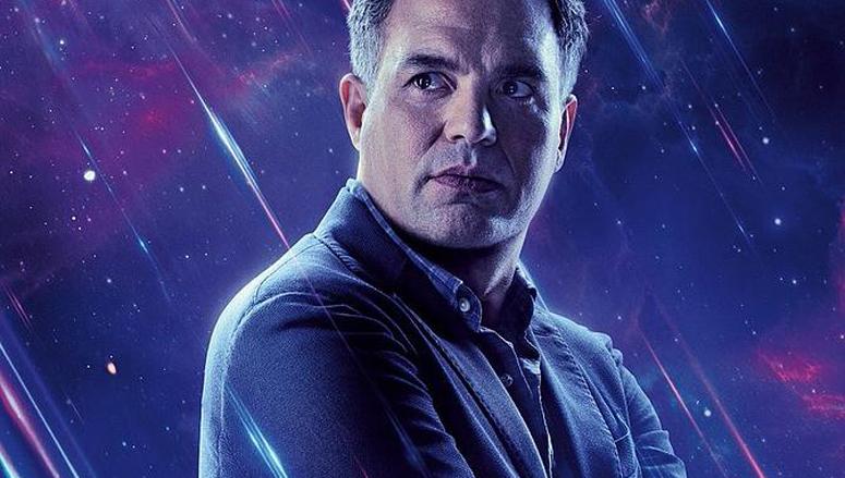 Bruce Banner promotional image for Avengers: Endgame